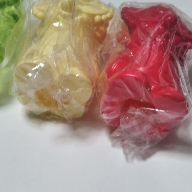 HYSTERIC MINI(ヒステリックミニ)の新品!ヒスミニ 指人形 4個セット♥ キッズ/ベビー/マタニティのおもちゃ(ぬいぐるみ/人形)の商品写真
