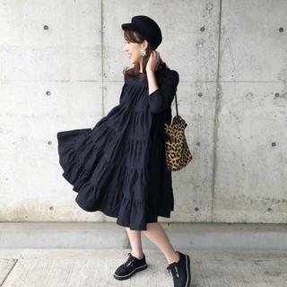 ドゥロワー(Drawer)のmite fairy dress 新品 インスタグラム人気 ミテmamagirl(ひざ丈ワンピース)