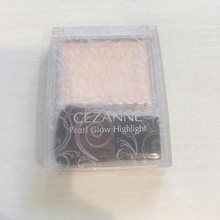 セザンヌケショウヒン(CEZANNE(セザンヌ化粧品))のセザンヌハイライト(フェイスカラー)
