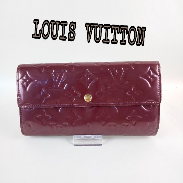 LOUIS VUITTON - LOUIS VUITTON ヴェルニ 長財布の通販 by ブルースカイ|ルイヴィトンならラクマ