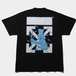 フラグメント(FRAGMENT)のfragment off white tee(Tシャツ/カットソー(半袖/袖なし))
