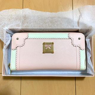 リズリサ(LIZ LISA)の新品 リズリサ 牛革長財布【最終SALE】(財布)