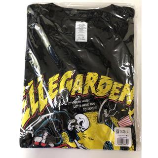 ワンオクロック(ONE OK ROCK)のエルレガーデン×ONE OK ROCK コラボT黒(L)未開封完全新品(Tシャツ/カットソー(半袖/袖なし))