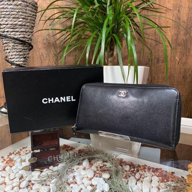 腕 時計 オメガ 安い スーパー コピー / CHANEL - CHANEL キャビアスキン ラウンドファスナー 長財布の通販 by L-CLASS's shop|シャネルならラクマ