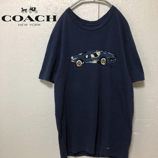 コーチ(COACH)の【COACH】ブランドロゴ刺繍 Tシャツ(Tシャツ/カットソー(半袖/袖なし))