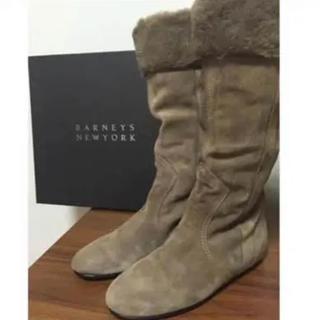 バーニーズニューヨーク(BARNEYS NEW YORK)のバーニーズニューヨーク オリジナルブーツ(ブーツ)