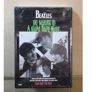 ビートルズ メイキング ハードデイズナイト DVD 輸入盤(ドキュメンタリー)