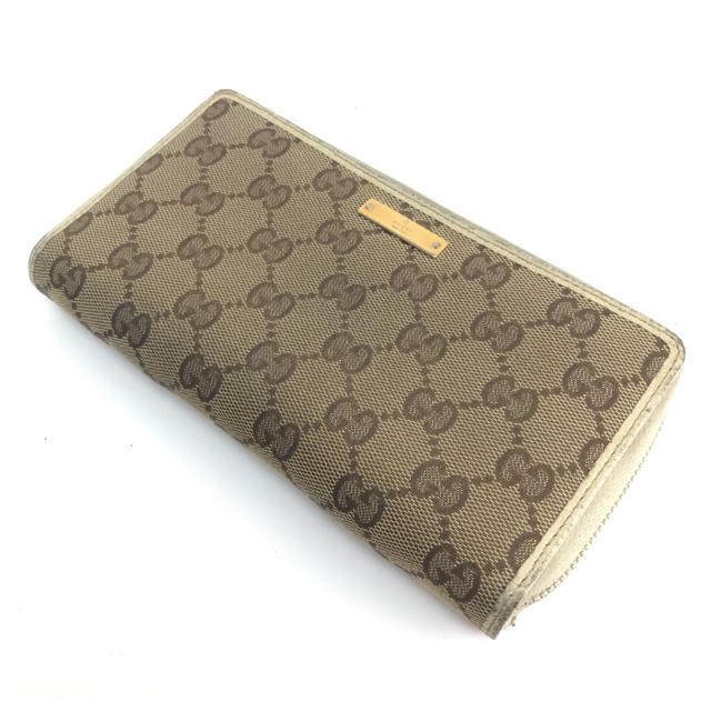 バーバリー シャツ サイズ 偽物 - Gucci - ❤️セール❤️ グッチ GUCCI ラウンドファスナー GGキャンバスの通販 by 即購入ok ブランドショップ's shop|グッチならラクマ