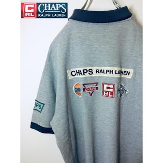 チャップス(CHAPS)のチャップスラルフローレン ポロシャツ 刺繍ロゴ(ポロシャツ)
