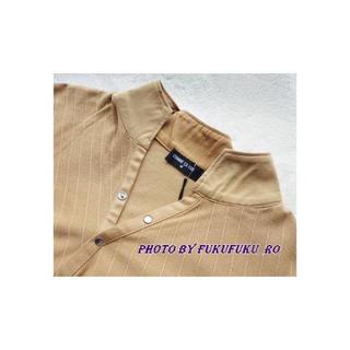 コムサイズム(COMME CA ISM)の未使用★コムサイズム 長袖Tシャツ スナップボタン仕様(Tシャツ/カットソー(七分/長袖))