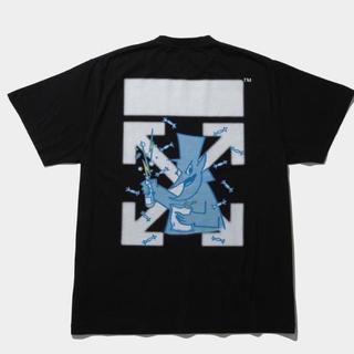 フラグメント(FRAGMENT)のoff-white flagment オフホワイト フラグメント(Tシャツ/カットソー(半袖/袖なし))