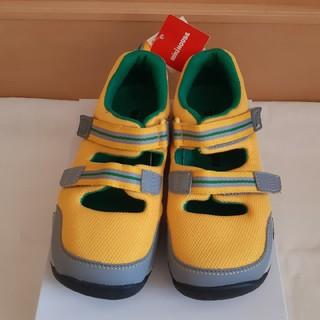 ミキハウス(mikihouse)のお値下げ! 新品 ミキハウス 靴 19cm キャンプ アウトドア にも♪(その他)