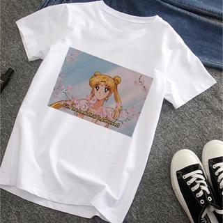 セーラームーン(セーラームーン)のセーラームーン シャツ 2(Tシャツ(半袖/袖なし))