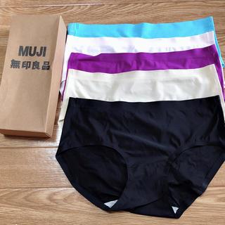 ムジルシリョウヒン(MUJI (無印良品))の夏セール ➡️ 無印良品 ショーツ Freesize 5枚セット(ショーツ)