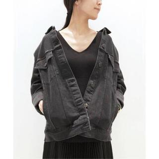 アパルトモンドゥーズィエムクラス(L'Appartement DEUXIEME CLASSE)のL'Appartement ◇3×1 Denim Jacket(Gジャン/デニムジャケット)