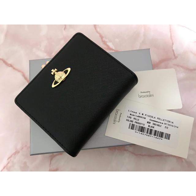 Vivienne Westwood - 2つ折りがま口財布❤️ヴィヴィアンウエストウッドの通販 by フィック↑|ヴィヴィアンウエストウッドならラクマ