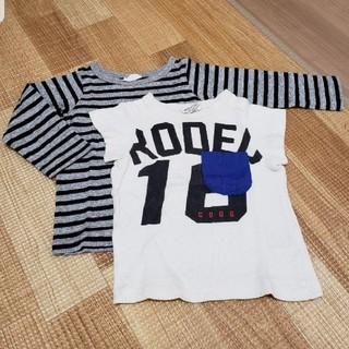 ブリーズ(BREEZE)のBREEZE トップス size80(Tシャツ)
