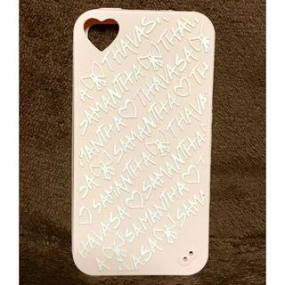 サマンサタバサ(Samantha Thavasa)のサマンサタバサ iphone4s モバイルケース ピンク系(iPhoneケース)