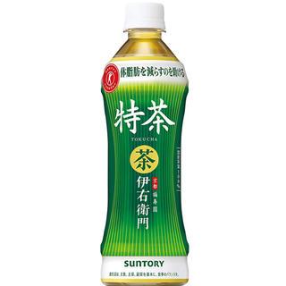 サントリー(サントリー)の【サントリー】伊右衛門 特茶 500ml×24本(健康茶)