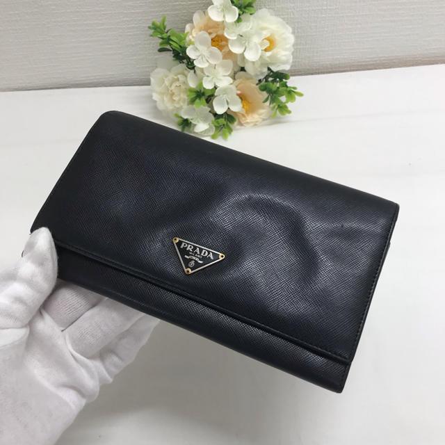 時計 メンズ 高級 スーパー コピー / PRADA - ❤️正規品❤️ プラダ PRADA 二つ折り長財布 レディース ブラックの通販 by きゅうきゅうショップ|プラダならラクマ