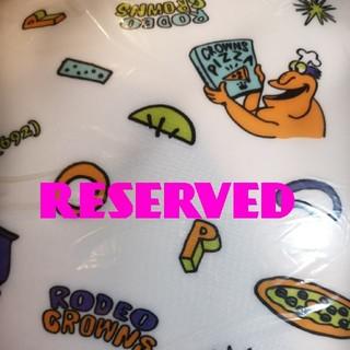 ロデオクラウンズワイドボウル(RODEO CROWNS WIDE BOWL)の取り置き中!メンズビッグロゴT blM(Tシャツ/カットソー(半袖/袖なし))