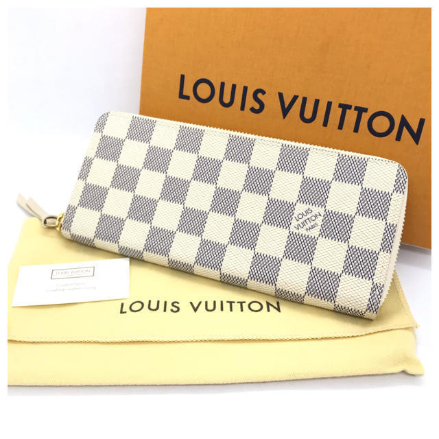 時計 激安 メンズ スーパー コピー - LOUIS VUITTON - ❤️新品❤️ ルイヴィトン ポルトフォイユ クレマンス 長財布 ダミエ アズールの通販 by 即購入ok ブランドショップ's shop|ルイヴィトンならラクマ