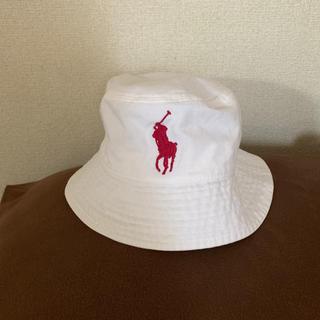 ポロラルフローレン(POLO RALPH LAUREN)のラルフローレン 帽子 バケットハット(帽子)