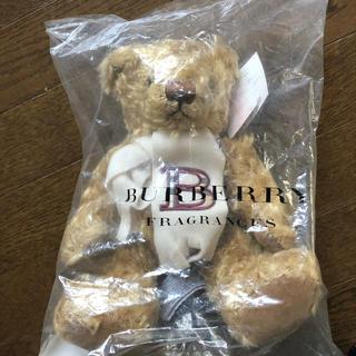 バーバリー(BURBERRY)のBURBERRY❁テディベア(ぬいぐるみ)