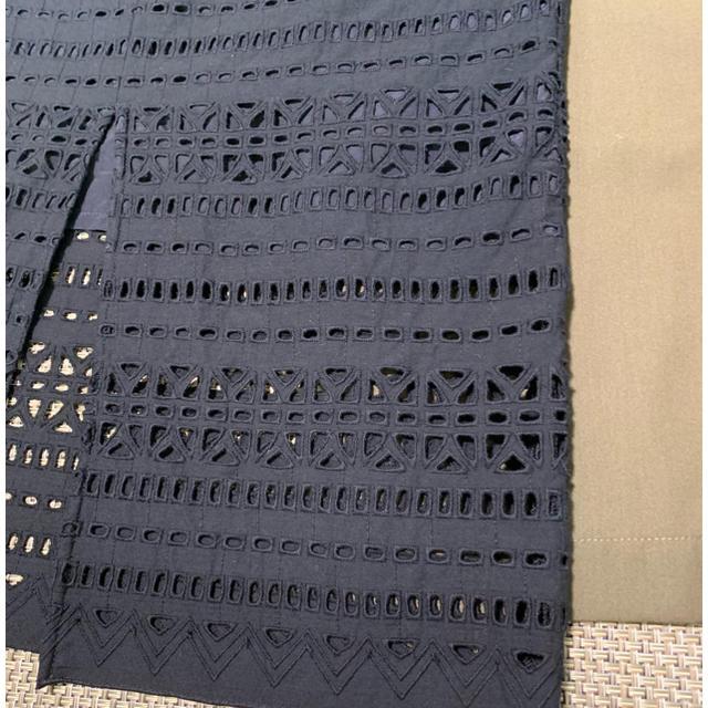 Demi-Luxe BEAMS(デミルクスビームス)のタイトスカート 2枚セット ビームス エストネーション レディースのスカート(ひざ丈スカート)の商品写真