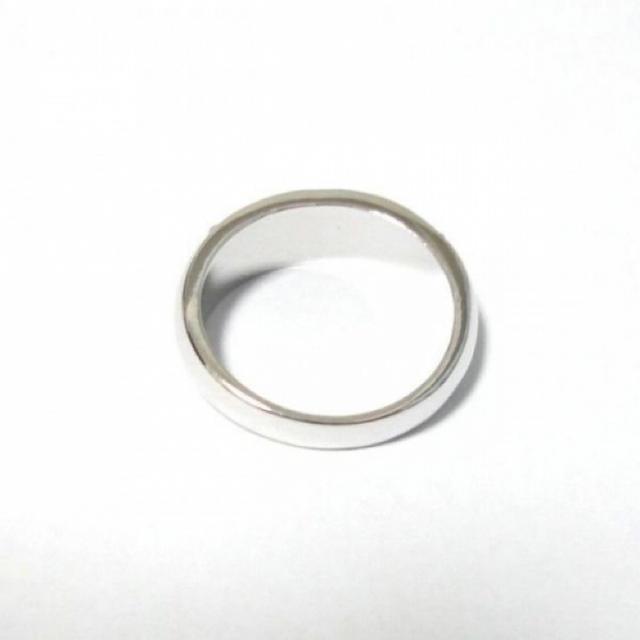 15号 パヴェ スワロフスキー オーロラクリア シルバーリング レディースのアクセサリー(リング(指輪))の商品写真