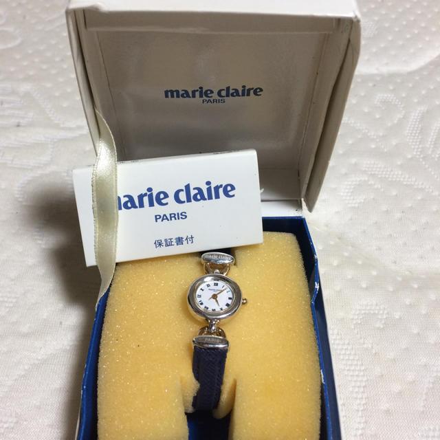 Marie Claire - 腕時計マリ クレイルの通販 by ゆう's shop|マリクレールならラクマ