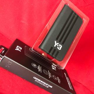 ワイスリー(Y-3)の★新品★ Y-3 ブックレット 手帳型 iPhone Xケース(iPhoneケース)