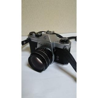 ペンタックス(PENTAX)のペンタックス フイルム一眼レフカメラ SP F(フィルムカメラ)