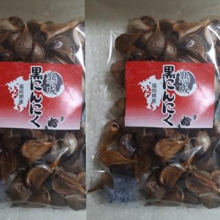 黒にんにく800グラム(約四ヶ月分)福岡産☆(野菜)