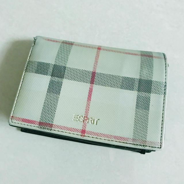 Esprit - ESPRIT 折り財布の通販 by 2点以上で5%off|エスプリならラクマ