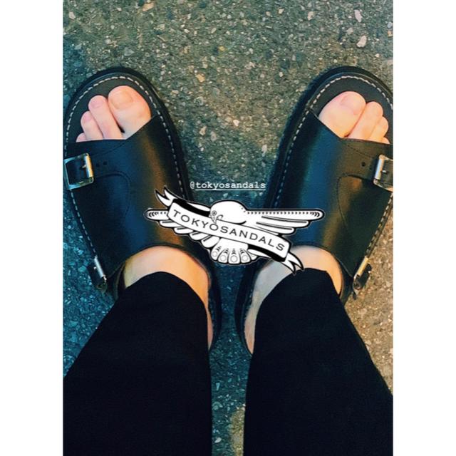 Bench(ベンチ)のTokyo Sandals DOUBLE MONK SANDAL メンズの靴/シューズ(サンダル)の商品写真