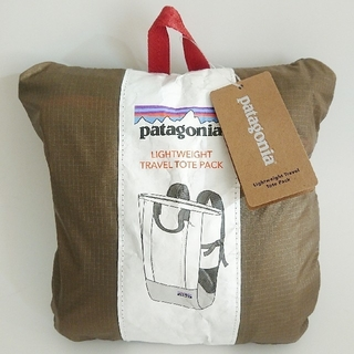 patagonia - 明日まで★パタゴニア ライトウェイト トラベルトートパック mjvk