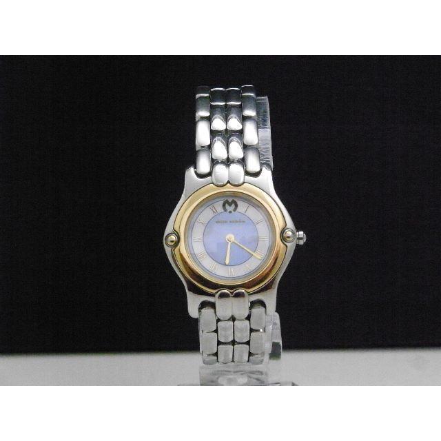 白 腕 時計 偽物 | mila schon - mila schon 腕時計 ローマン シェル文字盤の通販 by Arouse 's shop|ミラショーンならラクマ