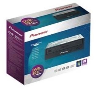Pioneer - パイオニアDVDマルチドライブ ディスクトップ型PC内蔵用 DVR-S21LBK