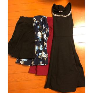 H&M - スカート ワンピース まとめ売り