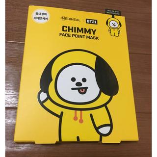 メディヒール × BT21 CHIMMY ポイントマスクセット