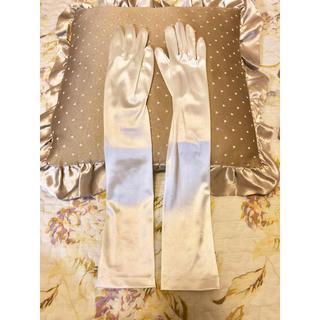 タカミ(TAKAMI)の*タカミブライダル* ウェディンググローブ 肘上丈 ロング(ウェディングドレス)