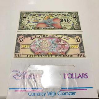 ディズニー(Disney)のディズニー ドル札(貨幣)