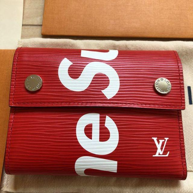 supreme LOUISVUITTON 財布�通販 by �ルト's shop|ラクマ