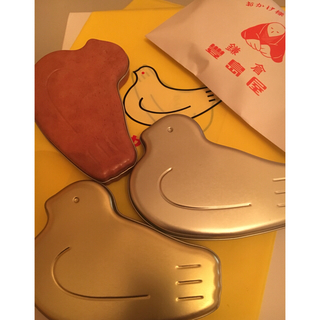 本店限定 未開封3缶セット 豊島屋創業125周年記念鳩サブレー(菓子/デザート)