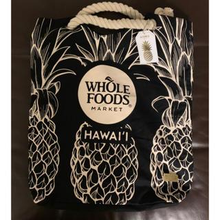 ディーンアンドデルーカ(DEAN & DELUCA)のWhole Foods Market ホールフーズ  ハワイ限定 バッグ(エコバッグ)