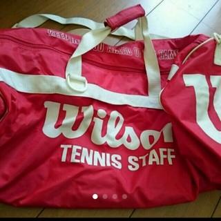 ウィルソン(wilson)のウィルソン★テニスラケットバッグ(バッグ)