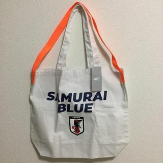 ビームス(BEAMS)の新品 タグ付き BEAMS SAMURAI BLUE bag(記念品/関連グッズ)