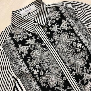 ルシェルブルー(LE CIEL BLEU)のルシェルブルー  シャツ(シャツ/ブラウス(半袖/袖なし))