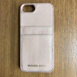 マイケルコース(Michael Kors)のマイケルコース iphone7ケース(iPhoneケース)